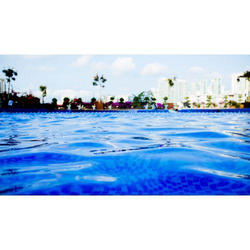 Havuz Seramikleri | Cam Mozaik Havuz Döşeme Rehberi