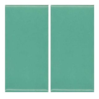Porselen Seramik 12.5x25 - Açık Yeşil