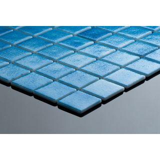 Cam Mozaik 5x5 - Mavi