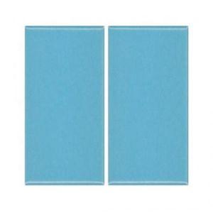 Porselen Seramik 12.5x25 - Mavi