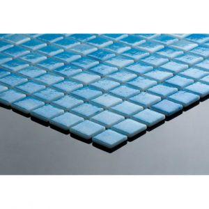Cam Mozaik 25x25 mm - Mavi