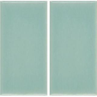 Porselen Seramik 12.5x25 - Yeşil