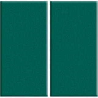 Porselen Seramik 12.5x25 - Mat Yeşil