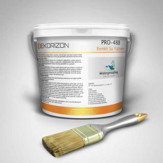 Renkli Su Yalıtım Malzemesi / DK-PRO 488 20KG